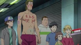 Kobayashi the Man, Giving It His All