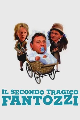 Poster The Second Tragic Fantozzi