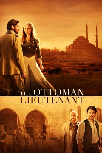 Poster of The Ottoman Lieutenant fragman