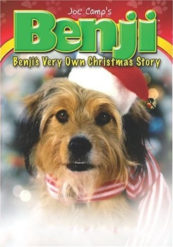 Poster of Benji's Very Own Christmas Story