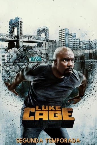 Luke Cage 2ª Temporada - Poster