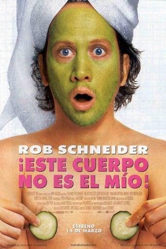 Poster of ¡Este cuerpo no es el mío!