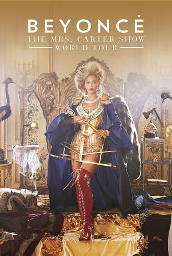 The Mrs. Carter Show World Tour Movie Poster