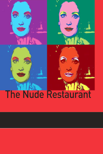 Poster of The Nude Restaurant