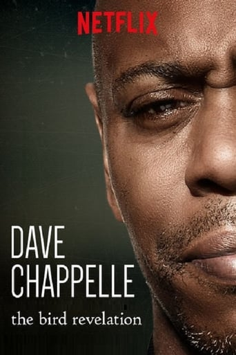 Poster of Dave Chappelle: The Bird Revelation