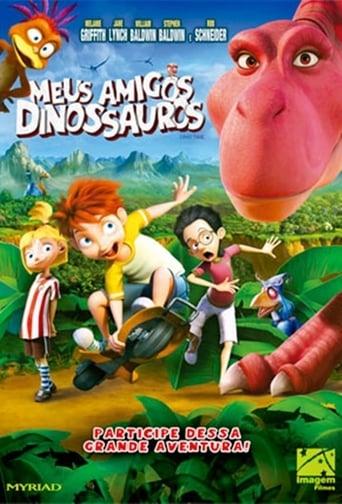 Meus Amigos Dinossauros - Poster