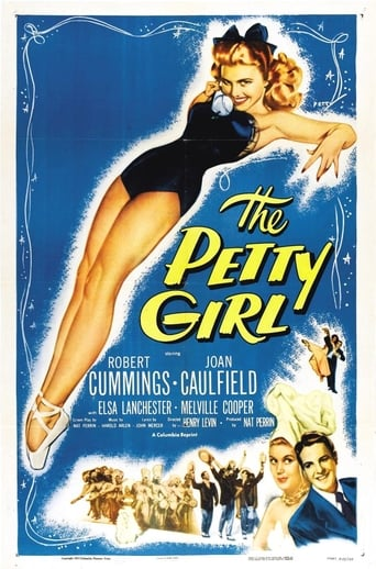 Poster of The Petty Girl