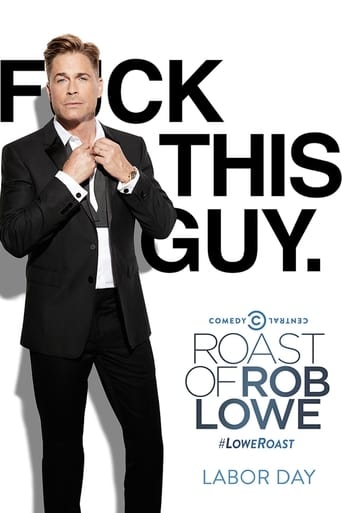 Poster of Comedy Central Roast of Rob Lowe