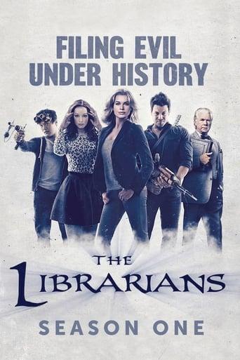 Bibliotekininkai / The Librarians (2014) 1 Sezonas