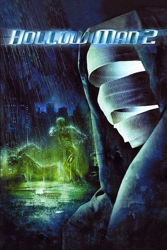 Hollow Man II Poster