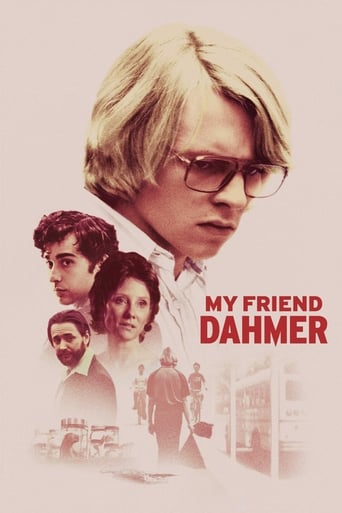 Poster of My Friend Dahmer fragman