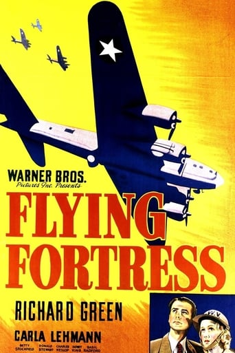 Poster of Flying Fortress
