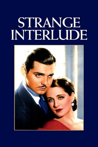 Poster of Strange Interlude