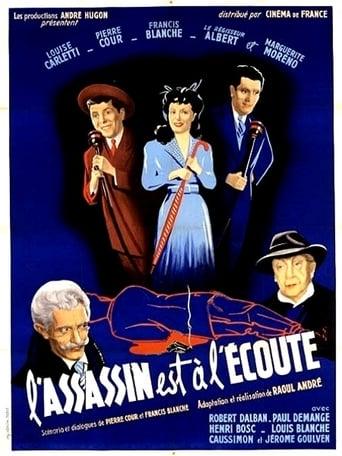 Watch L'assassin est à l'écoute 1948 full online free