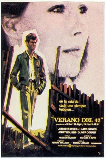 Poster of Verano del 42