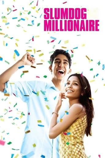 Poster of Slumdog Millionaire
