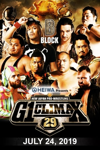 Watch NJPW G1 Climax 29: Day 8 Online Free Putlockers