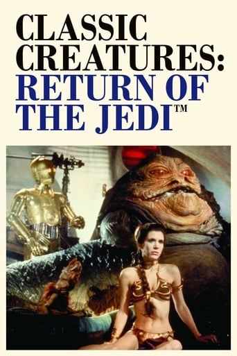 Poster of Classic Creatures: Return of the Jedi