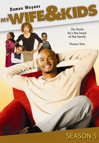 Eu, a Patroa e as Crianças 5ª Temporada - Poster