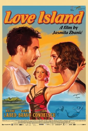 Poster of Love Island