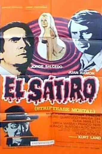 Poster of El sátiro
