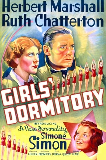 Poster of Girls Dormitory