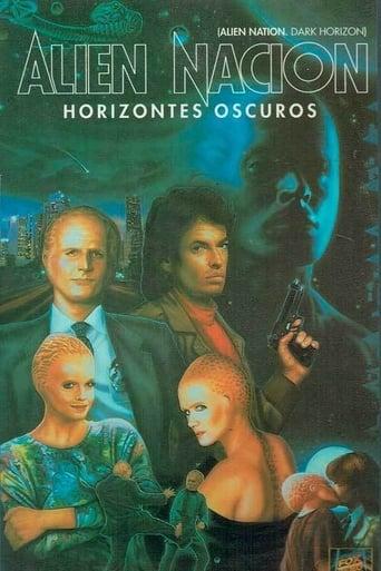 Poster of Alien Nación: Horizontes oscuros