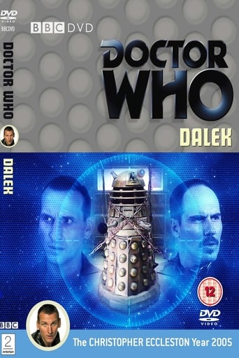 Poster of Doctor Who: Dalek