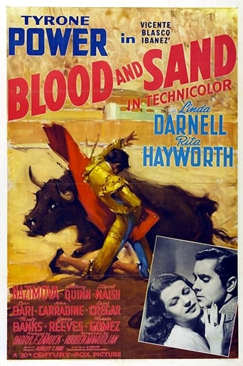 'Blood and Sand (1941)