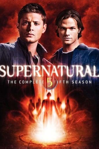 Supernatural 5ª Temporada Completa Torrent (2009) Dual Áudio / Dublado BluRay 720p – Download