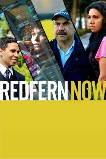 Poster of Redfern Now