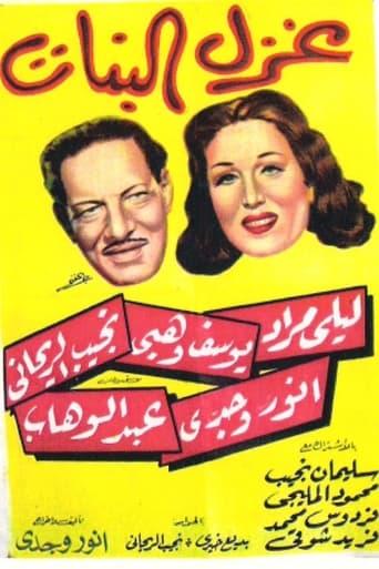 Poster of The Flirtation of Girls