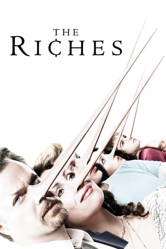 Poster of The Riches