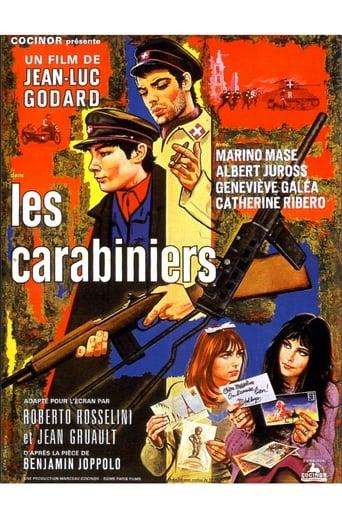 Poster of Les Carabiniers