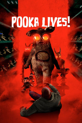 Pooka Lives! - Poster