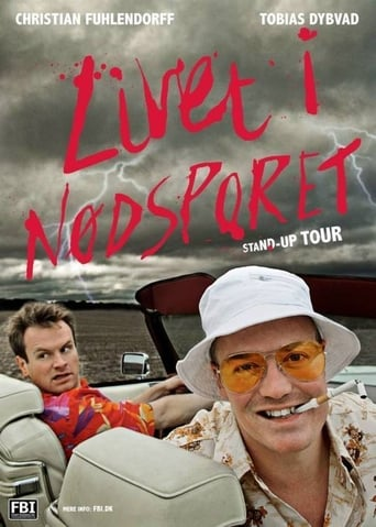 Poster of Livet i nødsporet - The Movie fragman