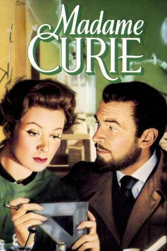 Poster of Madame Curie
