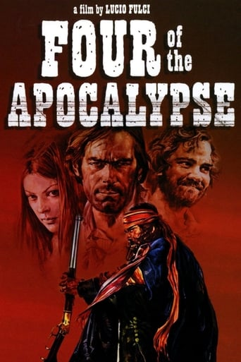Poster of Four of the Apocalypse