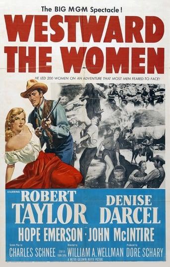 Poster of Westward the Women fragman