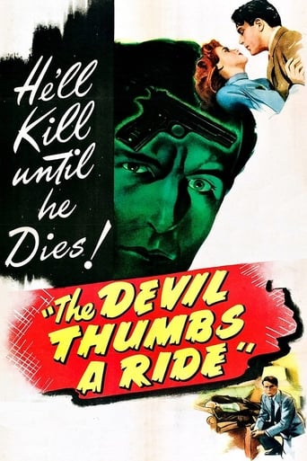 Poster of The Devil Thumbs a Ride