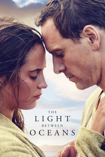 poster of The Light Between Oceans
