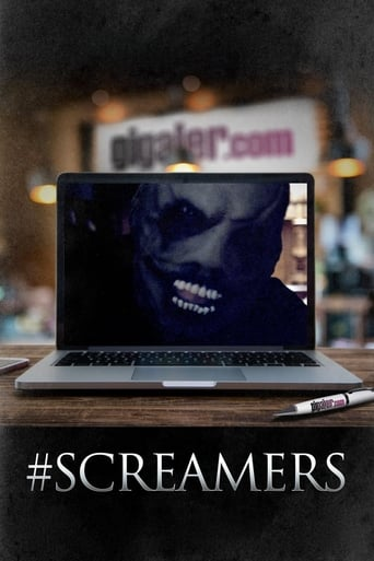 Poster of #SCREAMERS
