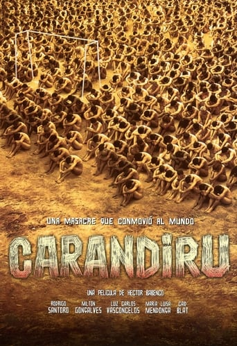 Poster of Carandiru