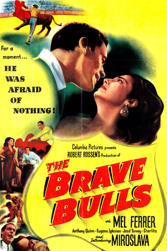Poster of The Brave Bulls