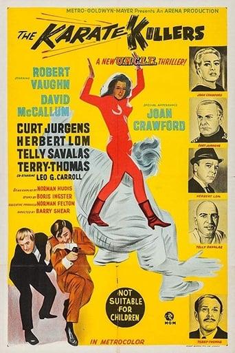 'The Karate Killers (1967)