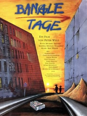 Poster of Banale Tage