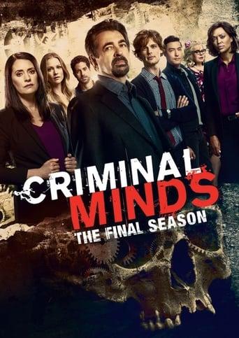 Mentes Criminosas 15ª Temporada - Poster