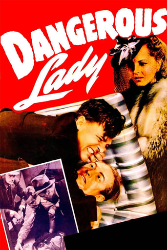 Poster of Dangerous Lady