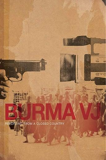 Poster of Birmania VJ: Informando desde un país cerrado