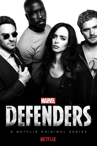 Poster of Marvel - The Defenders
